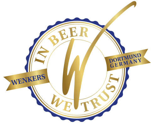 in beer we trust | Wenkers Dortmund / Germany