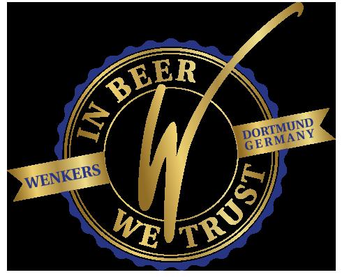 in beer we trust | Wenkers Dortmund / Germany